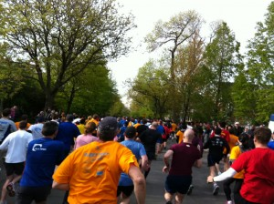 16th annual Ravenswood Run