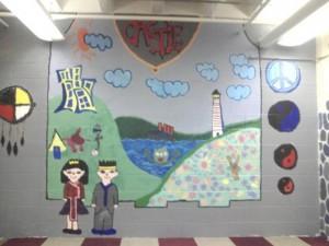 beacons first mural