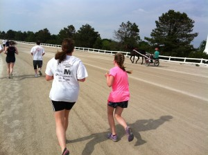 Runnin' With the Horses 5K/Photo: Zach Freeman