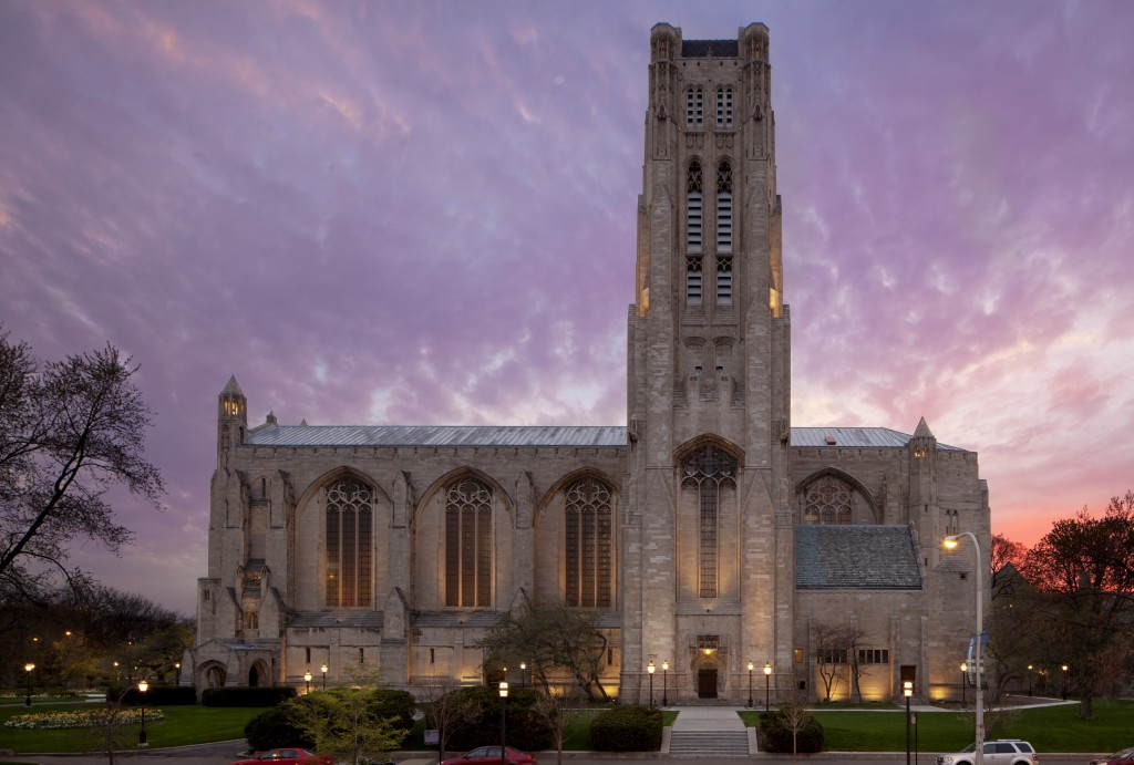 Rockefeller Chapel/Photo: Tom Rossiter
