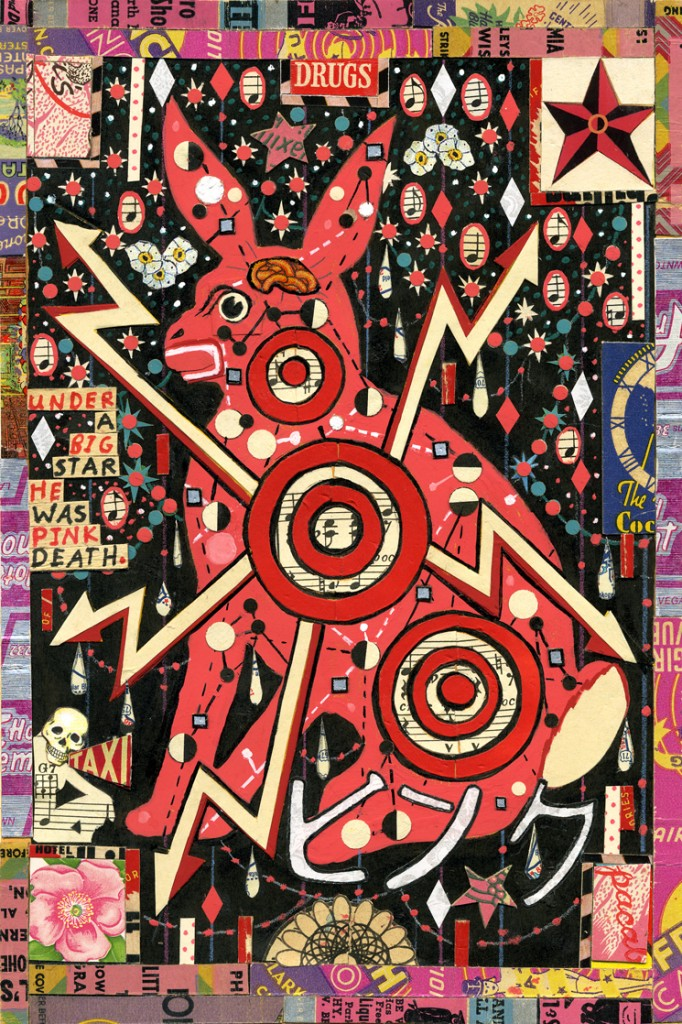 Illustration: Tony Fitzpatrick