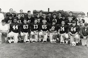 Team photo, 1969