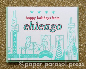Happy Holidays fromChicago