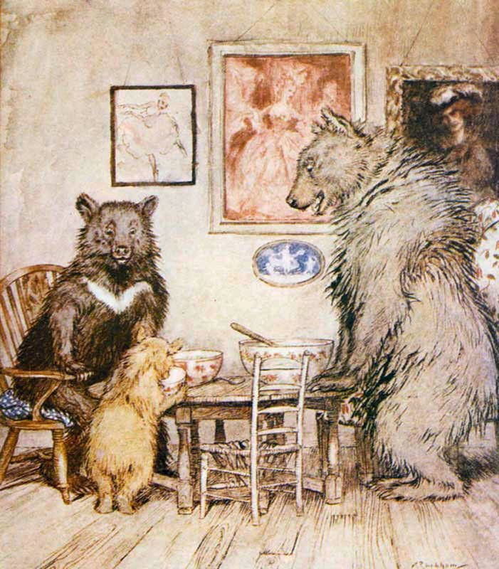 Illustration: Arthur Rackham